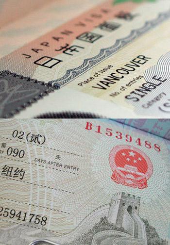 Passport & Visa Information