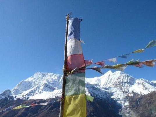 56 Days Annapurna Expedition  8091m