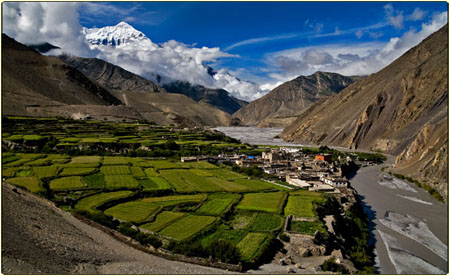 17 Days Upper Mustang trek