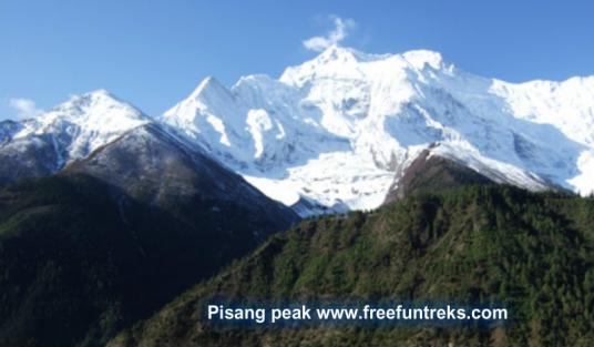 19 Days Pisang Peak Climbing