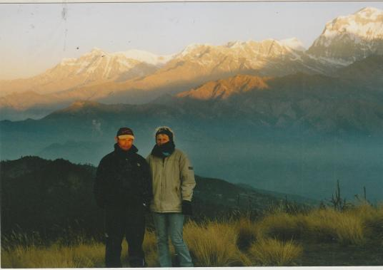 Annapurna Ghorepani Trekking