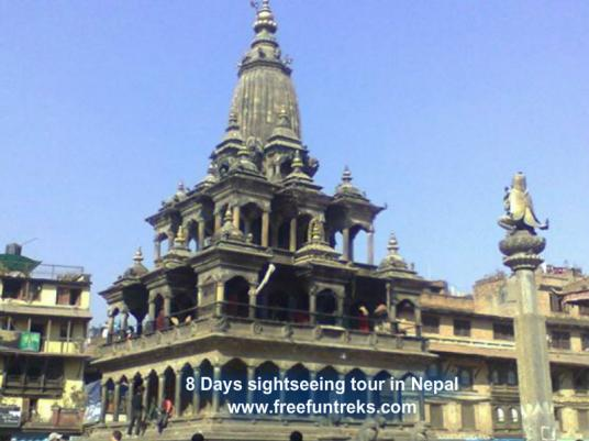 Kathmandu Chitwan and Nagarkot