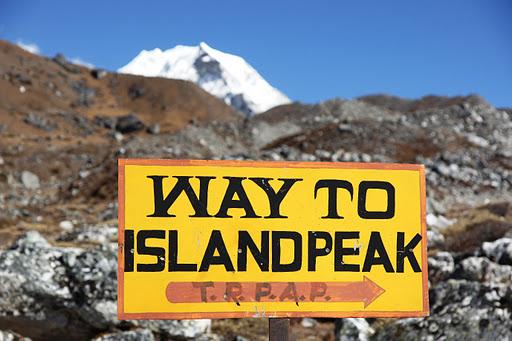 Island Peak Climbing 6119m
