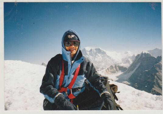 Mera Peak Climbing 18 Days
