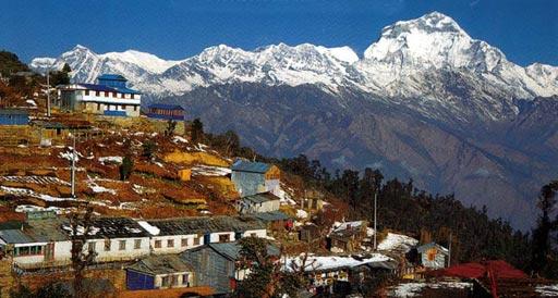 Annapurna Classic Trekking