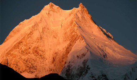 40 Days Manaslu Expedition 8156m