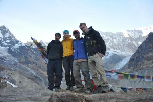 Annapurna Culture and Base Camp Trekking