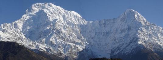 Hiunchuli Peak Climbing 23 Days