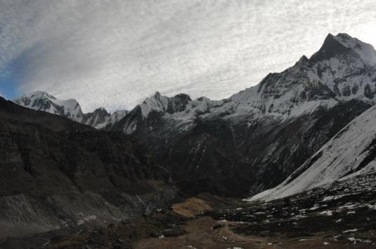 Manaslu Round Trekking