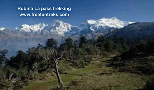 23 Days Rubina La Pass Trekking